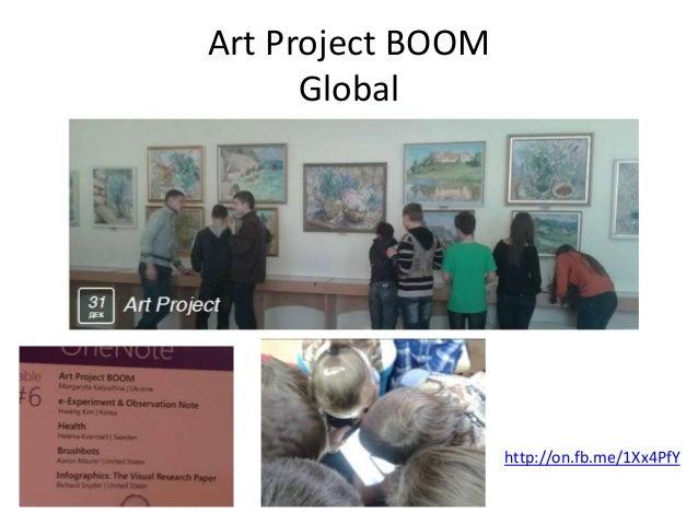 Art Project BOOM Global http://on.fb.me/1Xx4PfY