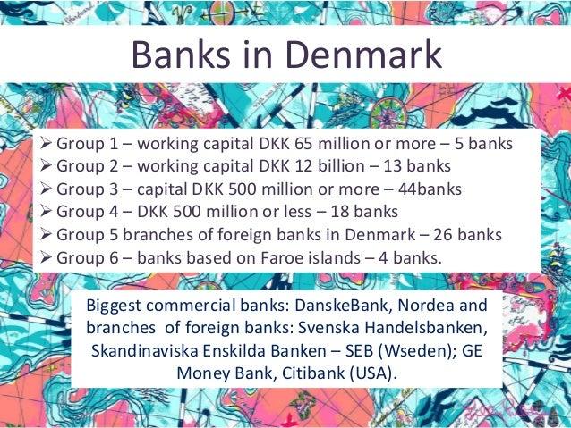 banks in denmark