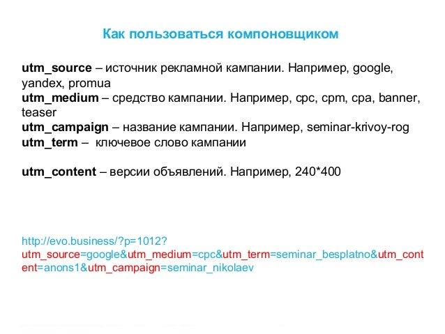рекламная кампания интернет-магазина 2