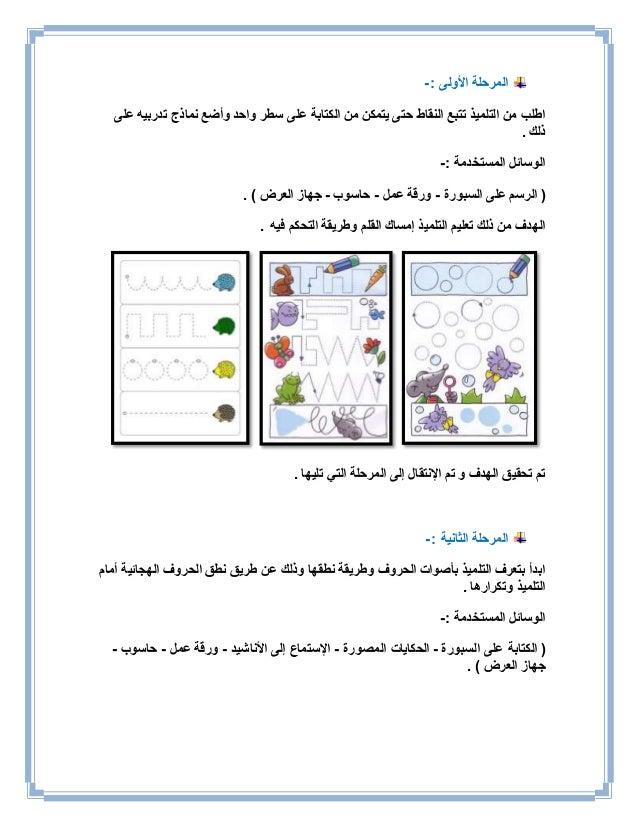 طريقة تعليم المرحلة الإبتدائية Slide 2