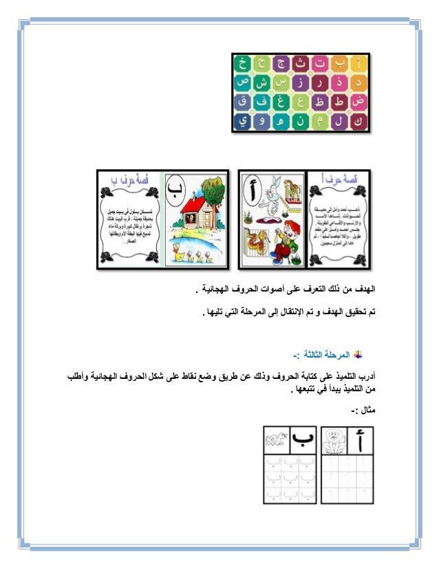 طريقة تعليم المرحلة الإبتدائية Slide 3
