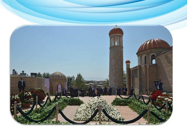 Первый Президент Узбекистана И.А.Каримов