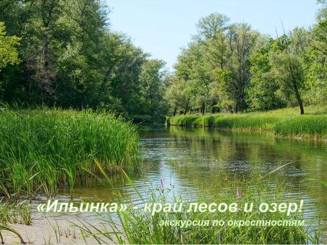 Общаясь с природой, мы обретаем покой и умиротворение, заряжаемся энергией и получаем порцию здоровья. Тем из нас, кто жив...