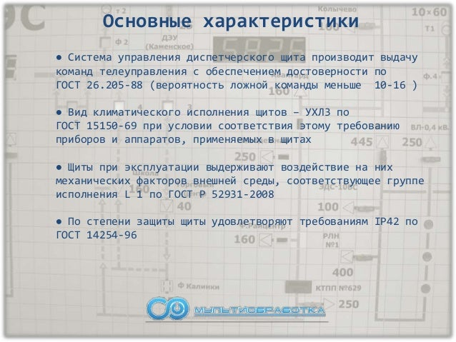 www.rtels.ru Конструктивное исполнение Выпускаются пять видов щитов: ● щит диспетчерский мозаичный; ● щит диспетчерский мо...