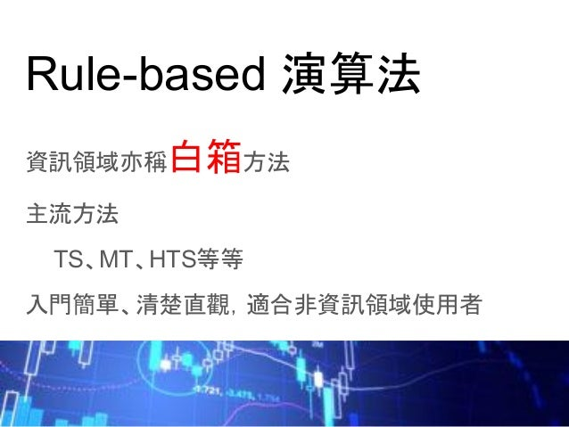 TradingBot 演算法