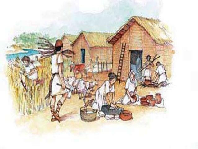 Την εποχή λοιπόν της μητριαρχίας τα παιδιά μεγάλωναν κοντά και στους δύο γονείς, τους συνόδευαν στο κυνήγι και στην αναζήτ...