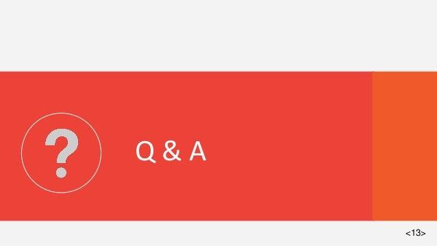 Q & A <13>