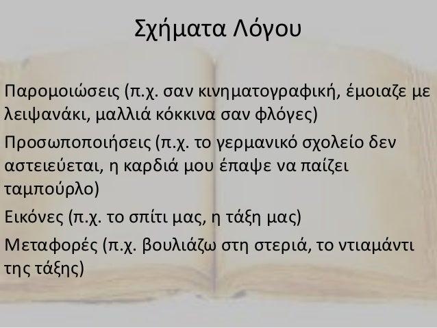 Συγγραφή κειμένου οπισθόφυλλου 1/2 Το κείμενο του οπισθόφυλλου είναι αρκετά σύντομο, με απλό και κατανοητό λεξιλόγιο. Περι...