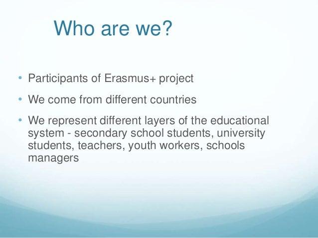 The phenomenon of early school leaving Slide 2