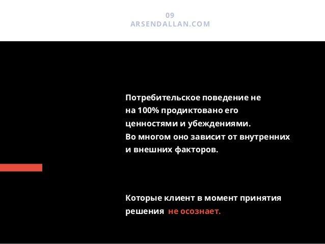 Как аналитик может узнать то, что клиент даже не осознает? 10 ARSENDALLAN.COM