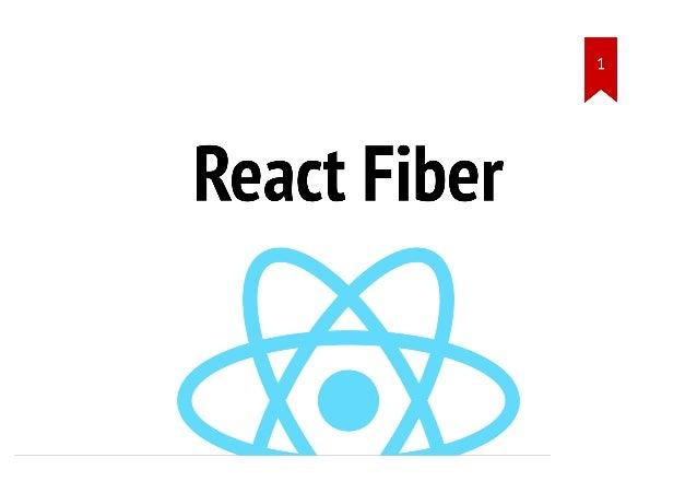 JS Lab2017_Алексей Заславский_React Fiber