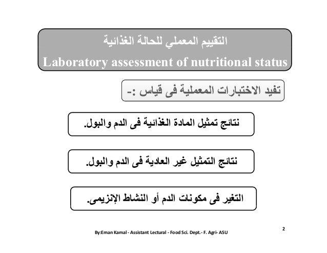 Human Nutrition basics Slide 2