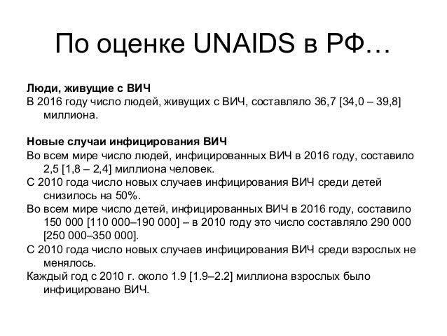 ПРОФИЛАКТИКА ВИЧ Slide 3