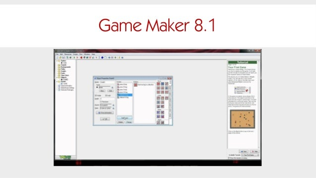 Game Maker 8.1