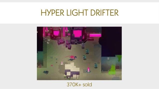 HYPER LIGHT DRIFTER 370K+ sold