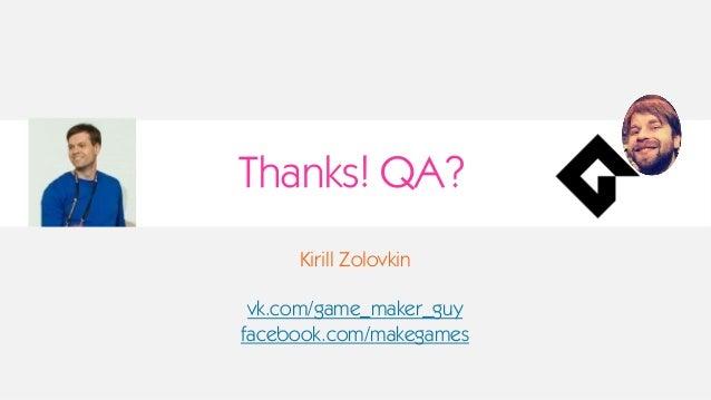 Kirill Zolovkin, OctoBox Interactive