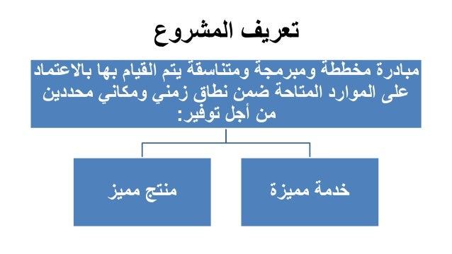 دراسة الجدوى Slide 3