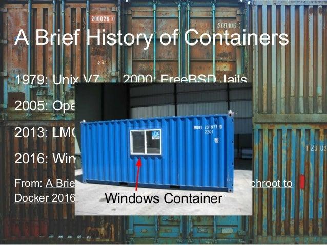 作業系統容器 vs. 應用程式容器