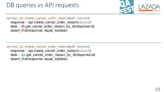 DB queries vs API requests 29 def test_ok_create_cancel_order_reason(self, request): response = api.create_cancel_order_re...