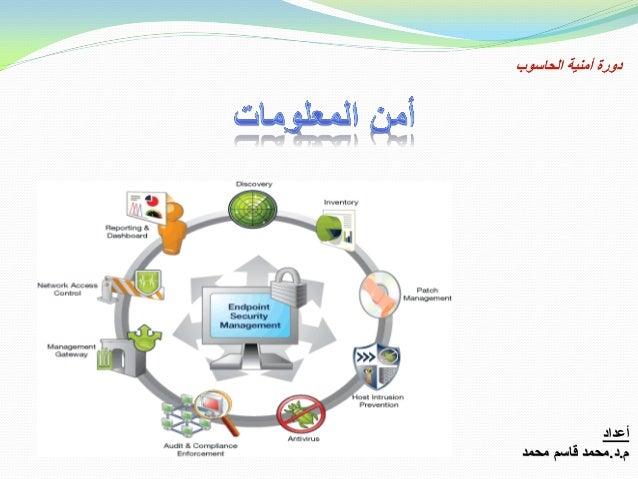 Information Security مقدمة في أمن المعلومات