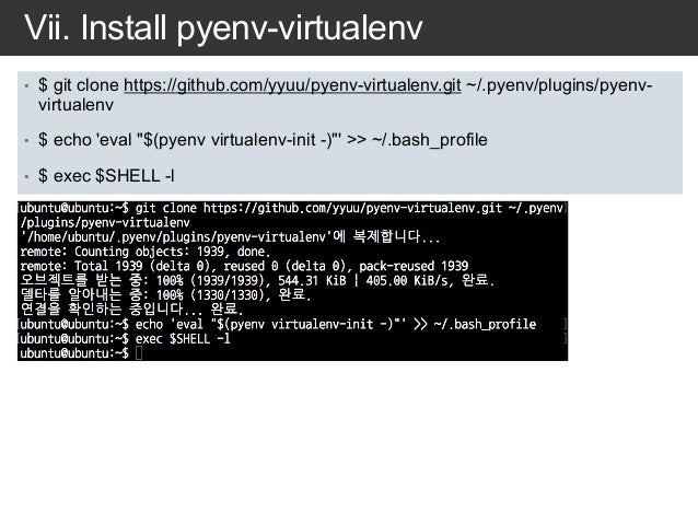 Install pyenv virtualenv mac | How to manage multiple Python