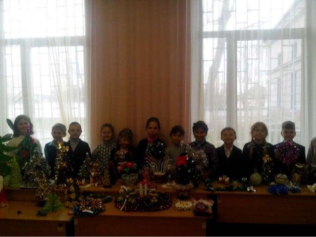 виставка – конкурс «новорічна композиція»