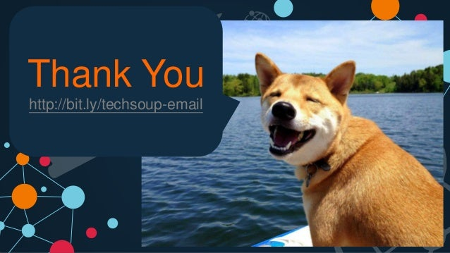 Thank You http://bit.ly/techsoup-email