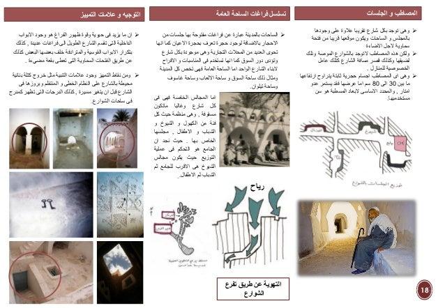 115344595 ليبيا /مدينة غدامس بين الماضي والحاضر