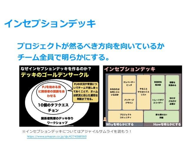 カイゼン・ジャーニー・インセプションデッキ Slide 3