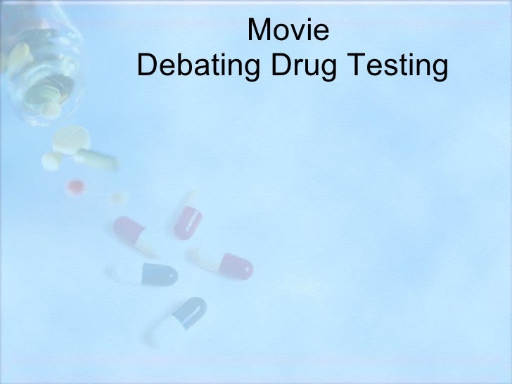 random drug testing Every year random drug testing is used by a growing number of drug rehab centers, corporations, police and fire departments, the military, prisons, and government agencies random drug testing may also be used on teens by their parents, or at school.
