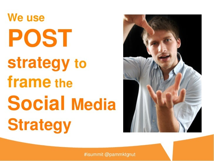 POST+GM            People            Identify WHO & assess their social activities            Objectives            What d...