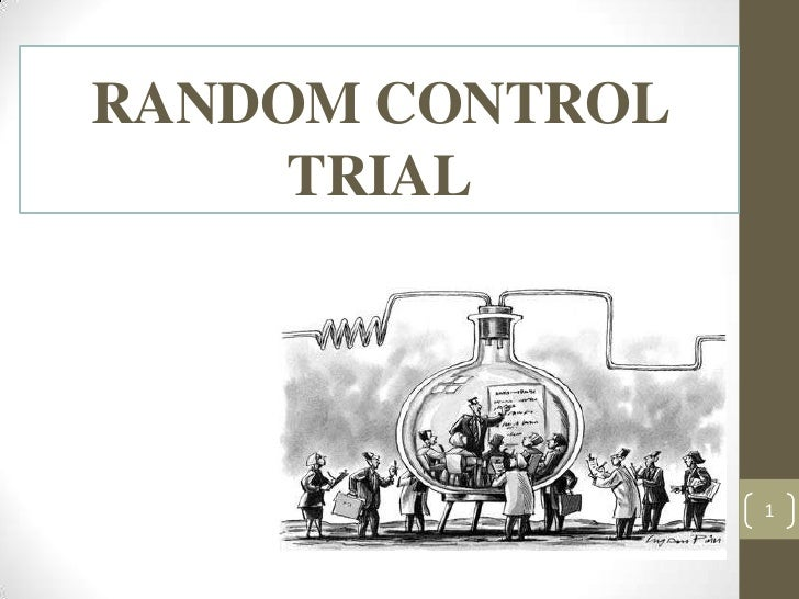 RANDOM CONTROL     TRIAL                 1