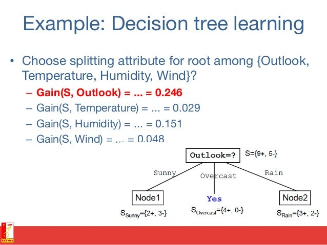 Reduced-error pruning • Split data into training and validation set • Do until further pruning is harmful – Evaluate im...