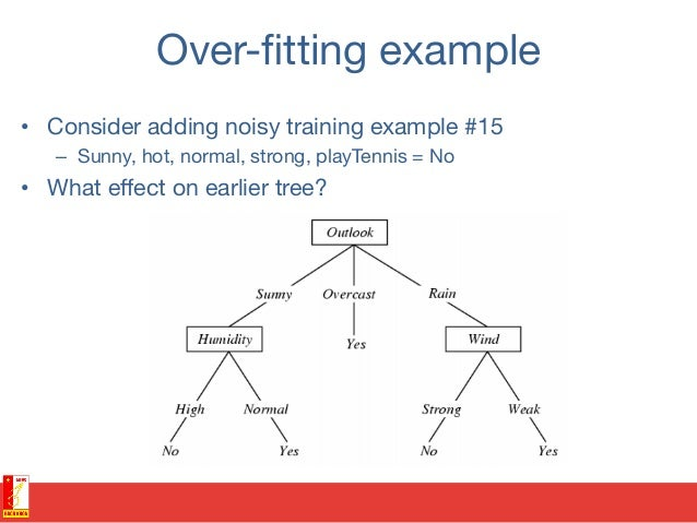 Issues in Decision Tree Learning • How deep to grow? • How to handle continuous attributes? • How to choose an appropri...