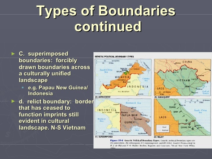 the role of borders and boundaries Human geograpy exam 2 shared flashcard set details title human geograpy exam 2 description chap 9-10 exclusionary boundaries are designed to control people and resources outside the boundaries: have played key roles in organizing space beyond their own national boundaries: term.