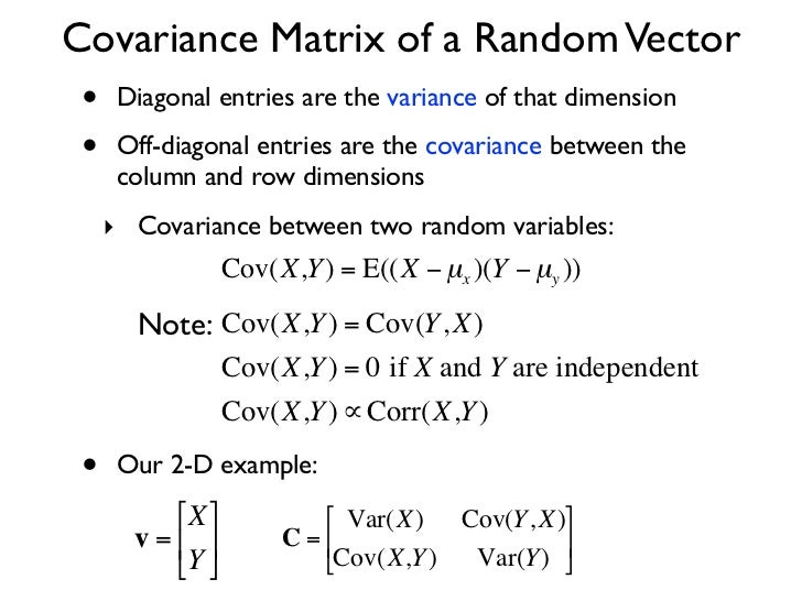 how to show correlation between two variables