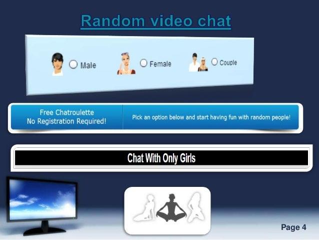 4 random chat Free Chat