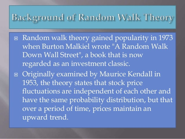the efficient market hypothesis in a random walk down wall street a book by burton malkiel The efficient market hypothesis and its critics burton g malkiel a generation ago, the efficient market hypothesis was widely accepted by academic the way i put it in my book, a random walk down wall street, first published in.