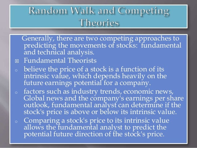 a critical analysis of the efficient market theory This study investigates the weak form efficient market hypothesis (emh) for five  generalized  based on our empirical analysis, we are able to demon- strate that   riving from this logic, an important attribute of efficient capital markets is that the .