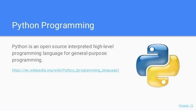 R and Python, A Code Demo Slide 3