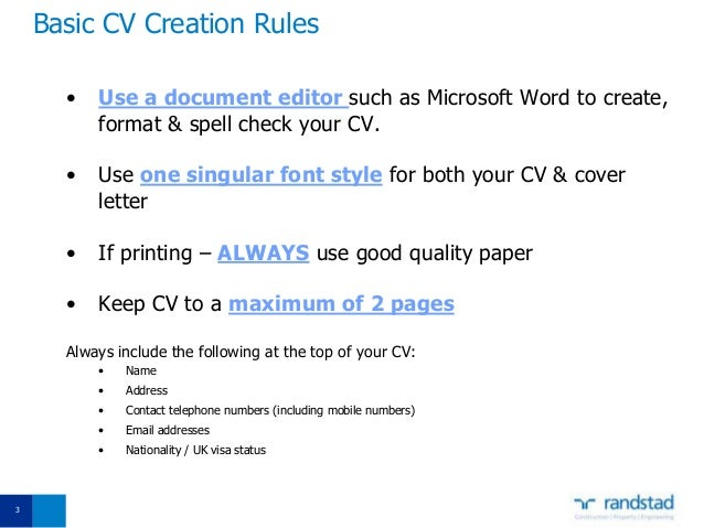 How to Craft a Winning Resume