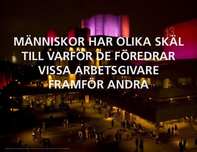 Randstad Award Sweden 2015 Slide 2