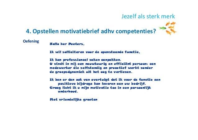 slotzin sollicitatiebrief voorbeelden Originele slotzin motivatiebrief : Slotsgade 41