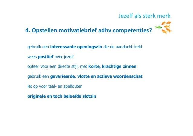slotzin motivatiebrief Originele slotzin motivatiebrief : Slotsgade 41