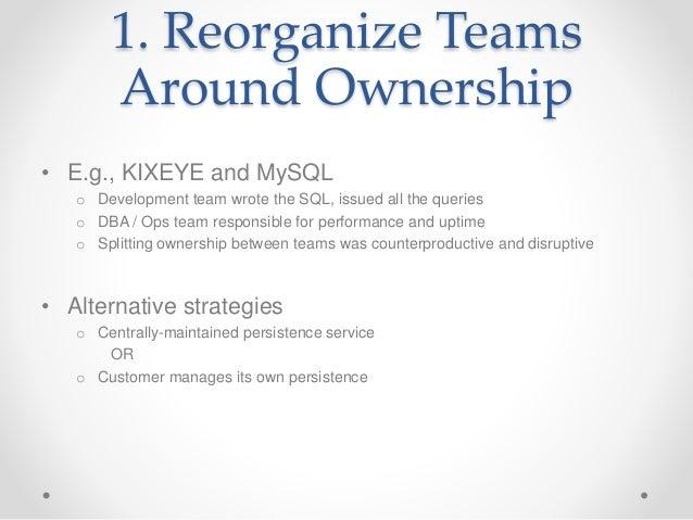 Ten Lessons of the DevOps Transition Slide 3