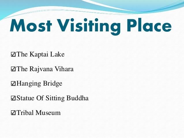 Most Visiting Place The Kaptai Lake The Rajvana Vihara Hanging Bridge Statue Of Sitting Buddha Tribal Museum