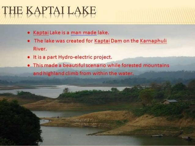 THE KAPTAI LAKE
