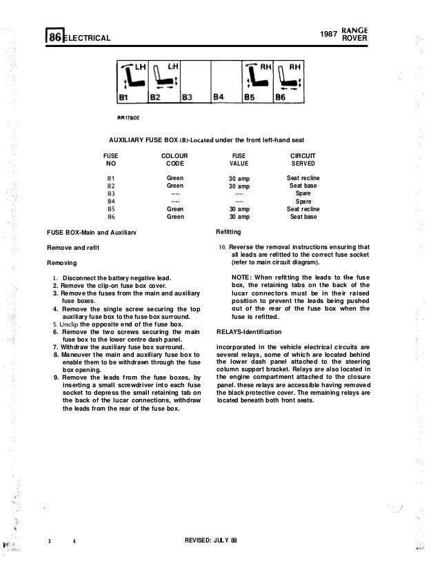 range rovermaunualelectrics 34 638?cb=1422377473 range rover maunual electrics range rover p38 fuse box under seat at edmiracle.co