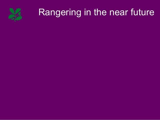 Rangering in the near future