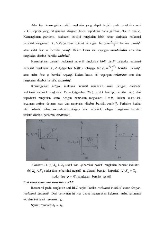 Rangkaian arus bolak balik fisika sma resonansi pada rangkaian rlc 26 ccuart Gallery